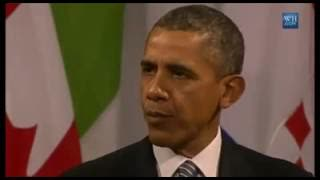 REALLY, What did he just say? did Obama really just called us all too small minded
