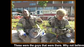 9/11 Fire Fighters Expose Bombs Going Off In The Building After The Plane Crashed
