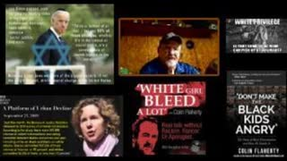 War On Whites And Those Behind It