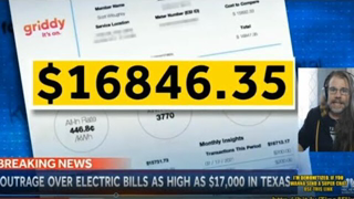 """MASSIVE Electric Bills & No Water in TX! Will Politicians Waste this """"Good Crisis""""?"""