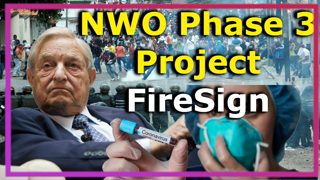 NWO Project FireSign Created In 2016, Comming To A City Near You