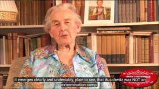 Ursula Haverbeck Six Months In Jail For Asking Questions About The Six Million Figure (Age 87)