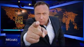 WHAT, ALEX JONES WOULD REALLY LIKE TO SAY AND DID. ONCE!