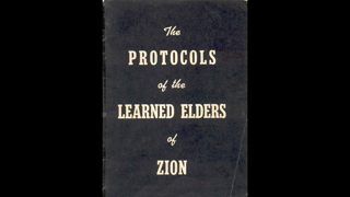 The Protocols of the Learned Elders of Zion - Audio Book
