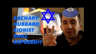 MUST WATCH & SHARE! ZACHARY HUBBARD THE BIGGEST SHILL TO EVER WALK THE EARTH