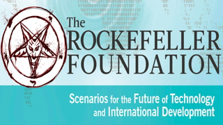 """!WOW! The Rockefeller Foundation Also """"PREDICTED"""" It Would Happen!!"""