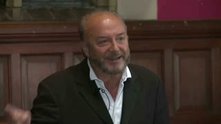 British Leftist MP George Galloway admits that Jews are behind South Africa's destruction