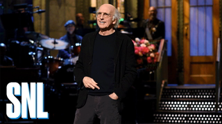 Larry David Stand-Up #MeToo, Concentration Camps - SNL