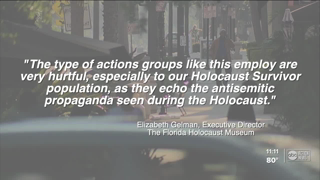 Anti-Semitic flyers found in St. Pete