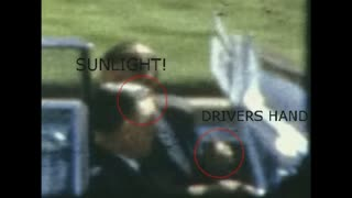 Yes, The Driver Shot JFK! Moving On From The Old Video Analysis.