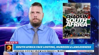 South Africa Face Looting, Murders & Chaos