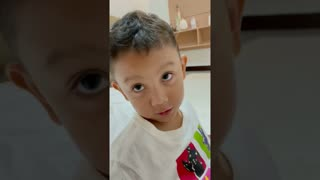 Young Boy Has an Opinion on Circumcision