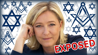 PRESIDENTIAL ELECTION: Marine Le Pen EXPOSED [English] | Zionism and Israel