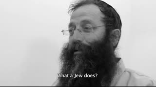 [Down Thumb on YouTube 👎] - JDL Founder The Radical Jew (short film about Baruch Marzel)