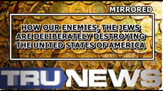 How OUR ENEMIES the Jews are deliberately destroying the United States of America