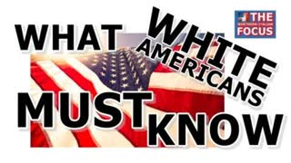 What WHITE Americans MUST Know about DEMOGRAPHICS!