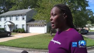 Virginia woman harassed by neighbor playing monkey noises and racial slurs