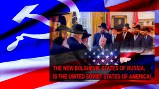 THE COMING CIVIL WARS AND THE BOLSHEVIK COMMUNIST TAKEOVER OF THE WORLD