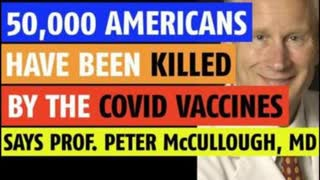 50,000 Americans have been killed by the vaccines