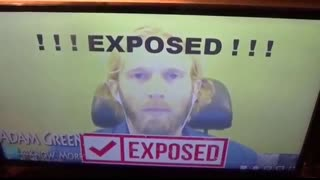 ViaSat-NSA Mossad Agent Adam-Green of Know More News Exposed Again