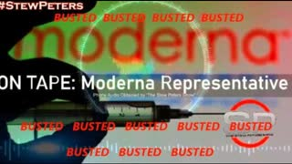 modernRNA Representative says they are aware of the problems and we are part of an experiment