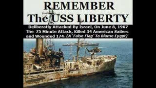 The Day Israel Attacked America. June 6, 1967. USS Liberty