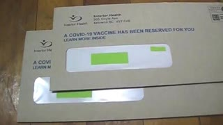 Chinada Government Sends Creepy Letters to Unvaxxed Canadians