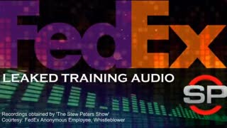 LEAKED! FedEx Mandatory Transgender Training Audio, Employees Will Be Fired If They Don't Comply