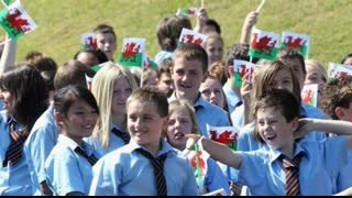 What they are teaching in Welsh schools.