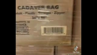 FedEx is shipping out tens of thousands of body bags.