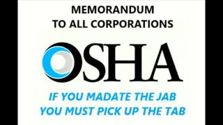 Companies are backpedaling since OSHA warned them about their liability for mandatory vaccines