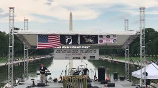 Robert David Steele, #UNRIG , Washington DC Rolling Thunder, There Is A Deep State & False Flags