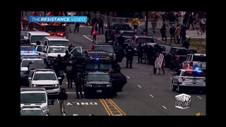 Chaos in DC: Woman Shot During Protest