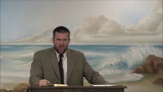 The Jews Killed The Lord Jesus Christ - The Jews Exposed - Pastor Steven Anderson