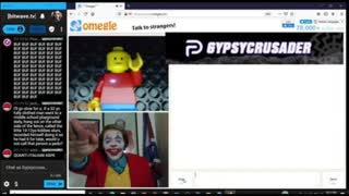 Gypsy Crusader Meets Based Lego Man on Omegle