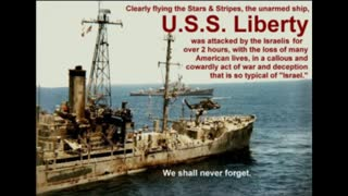 Erasing The USS Liberty: 50th Anniversary Of Israel's Attack On America