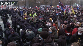 Polish Protests | Thousands rally against right-wing government after abortion ruling