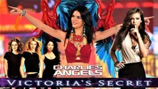 Charlie's Angels Share Victoria's Secret - Transformation Of Man In Plain Sight!