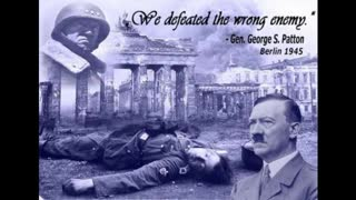 General Patton Speaks, then dies in double car 'accident'