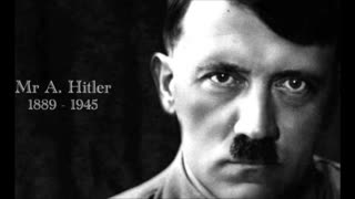 The Adolf Hitler we loved and the many reasons for it!!