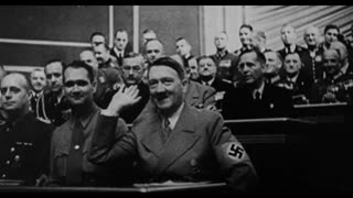 Hitler's Appeal for Peace and Call to Reason to Prevent WWII in 1939