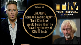 "BREAKING: German Lawsuit Against ""FactCheckers"" Would Force Them To Prove Legitimacy of C0VlD Tests"