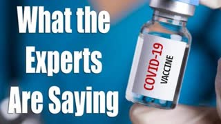 The COVID Vaccine - Ask The Experts...