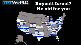 Boycott Israel? No US state jobs or aid for you
