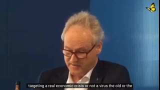 Jacques Attali - Depopulation by Fake Pandemy (Subtitles Translated by Youtube)