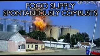 Food Supply Spontaneously Combusting! Controlled Demolition of Supply Chain