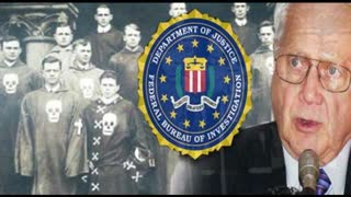 FBI AGENT TED GUNDERSON EXPOSING THE JEW WORLD ORDER (MUST SEE)